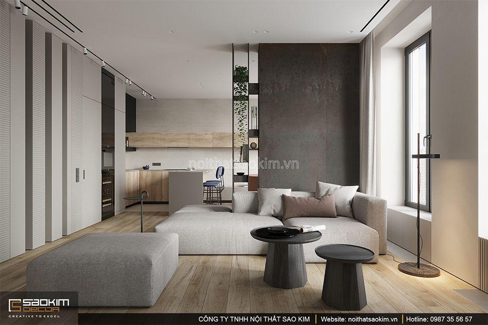 Thiết kế chung cư phong cách Đài Loan Indochina Plaza