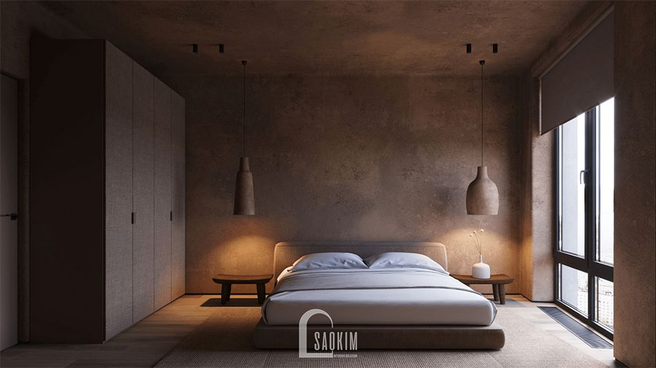 Vẻ đẹp đơn giản luôn đi cùng vẻ đẹp chân thật, mộc mạc trong phong cách Wabi Sabi