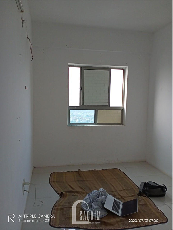 Cải Tạo Nhà Chung Cư Cũ 65m2 Tại Khu đô Thị Linh Đàm