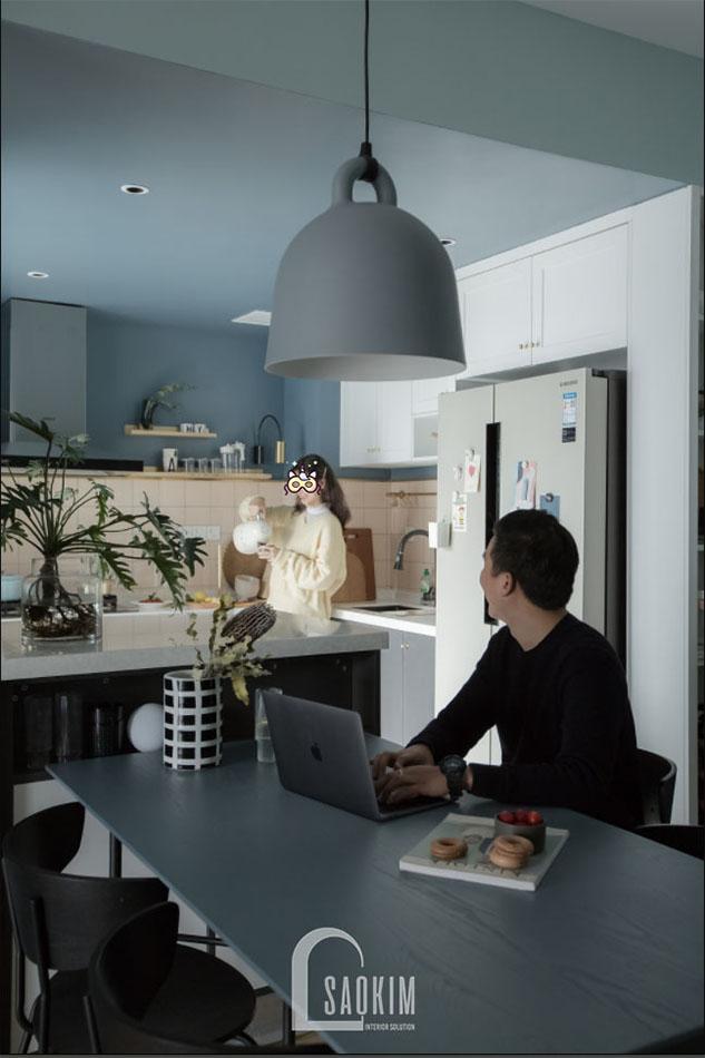 Mẫu Thiết Kế Chung Cư 2 Phòng Ngủ + 1 Vinhomes Smart City