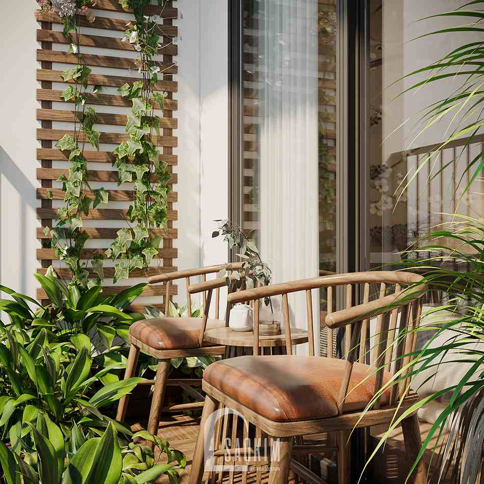 Thiết Kế Nội Thất Nhật Bản Cho Căn Hộ Studio Vinhomes Ocean Park
